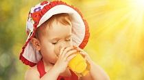 Детские соки и нектары - правильный выбор