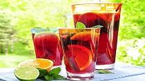 О пользе воды и различных напитков