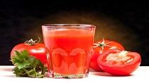 Томатный сок - вся радость вкуса