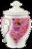 Чай Хилтоп керамика Земляника со сливк 100 гр