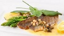 Готовим блюдо-рыба сибас